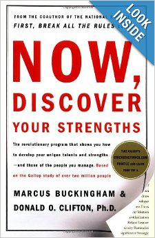 Motus Mentis - Libri consigliati - Now Discover Your Strengths